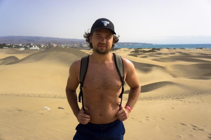 Rai dunes