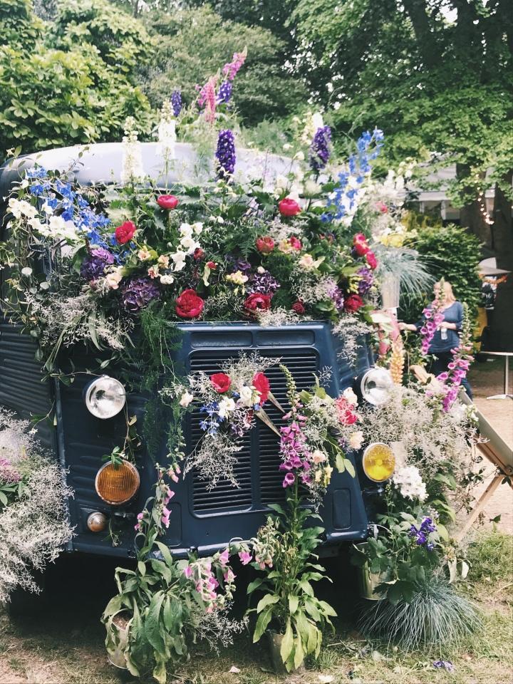 Photo Diary: Chelsea Flower Show,SW3